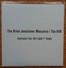 """The Brian Jonestown Massacre / The KVB Australian Tour split 7"""" single."""