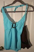 Women's Swimsuit Prego Xs Tankini And Bikini Bottoms