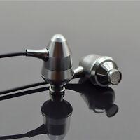 Universal 3,5 mm Musik Ohrhörer HIFI Kopfhörer Für iPhone Samsung Sony HTC