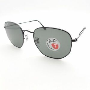 5bf55594ef0a0 Ray Ban RB 3548 N 002 58 Black Green Polarized New Authentic ...