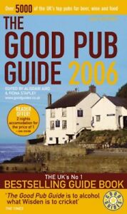 Very-Good-0091905907-Paperback-The-Good-Pub-Guide-2006-Stapley-Fiona-Aird-Ali