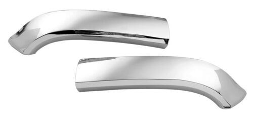 FOR 1957 CHEVY 150 210 NEW Trim Parts Hood Bar Extension w//Install Kit PAIR