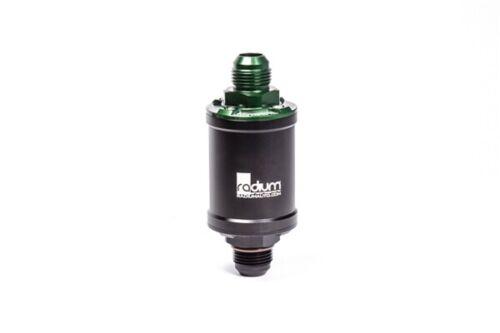 Radium Dynamic Safety Vent DSV Valves 12AN ORB to 12AN Male Quick Fill External