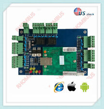 TCP/IP 2 Door Browser Server B/S iOS Android Apple Mobile App Access Controller/