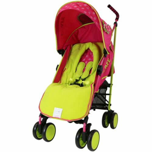 Complete With Footmuff Headhugger,Bumper Bar /& Raincover iSafe Stroller