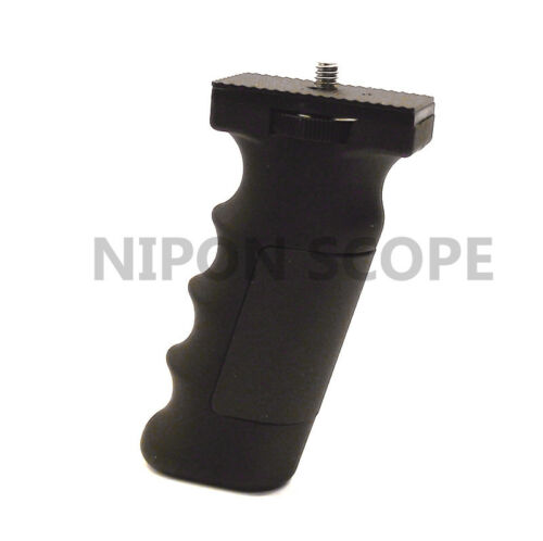 Camera handle pistol hand grip for digital cameras camcorders /& compact scopes
