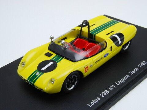 Spark 1 43 Lotus 23B Laguna Seca de Japón