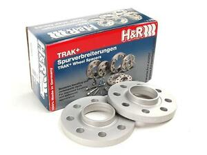 H&r 15mm Hubcentric Roue Entretoises Bmw Z3 Z4 Z3m Z4m 5x120-afficher Le Titre D'origine