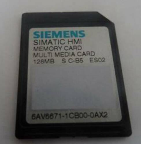 1PC NEW Siemens HMI Memory Card 6AV6 671-1CB00-0AX2 #017