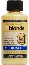 Jerome Russell BBlonde Medium Lift Cream Peroxide 9% 30Vol - 75ml