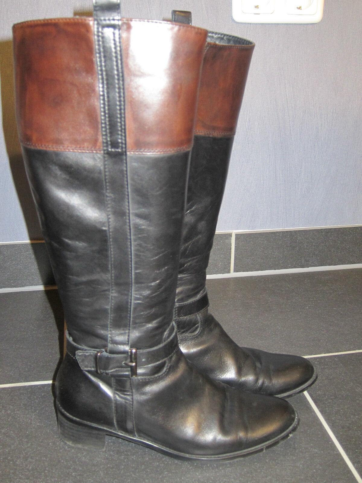 Franco Bonoldi - Stiefel Reitstiefel Gr. 39 sehr gepflegt, wenig getragen...TOP!