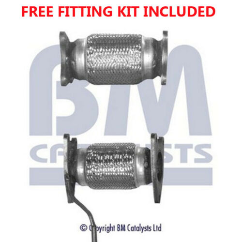 Fit with FORD MONDEO Exhaust Connecting Link Pipe 50029 2.5 Fitting Kit Include