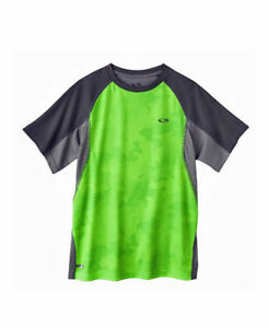 e2cceeea7 C9 by Champion® Boys' Pieced Short-Sleeve Tech Tee SIZE S 6-7 NEW ...