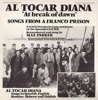 Max Parker - Al Tocar Diana: At The Break Of Dawn [new Cd] on Sale