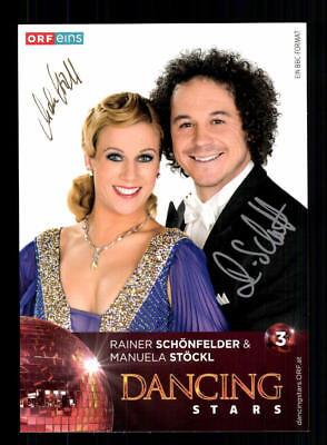 Autogramme & Autographen Billiger Preis Rainer Schönfelder Und Manuela Stöckl Autogrammkarte Original ## Bc 126004 Musik