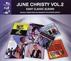 8 Classic Albums Vol. 2 June Christy 4 Discs CD