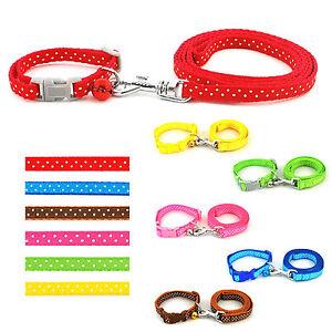 Hundehalsband-Halsband-Welpenhalsband-mit-Leine-Welpe-Hunde