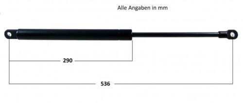 Heckklappendämpfer Gasdruckdämpfer Gasdruckfeder Gasfeder Dämpfer 200N 6843