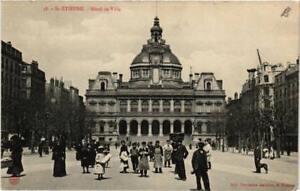 CPA Saint Etienne. Hotel de Ville. (664673) TBbWOn8A-09160152-459861028