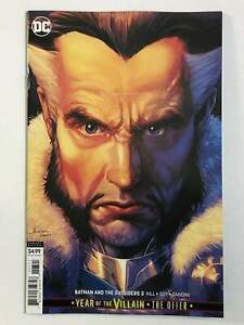 Batman And The Outsiders #3 Card Stock Variant YOTV The Offer (DC 2019) Anacleto