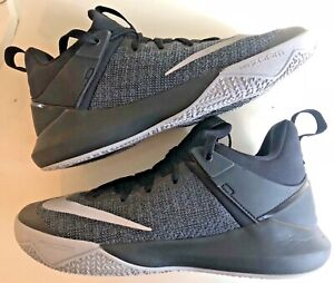 Details about Nike Zoom KD 7.5 Mens Size 7.5Black Grey $180 Authentic  Basketball Shoes