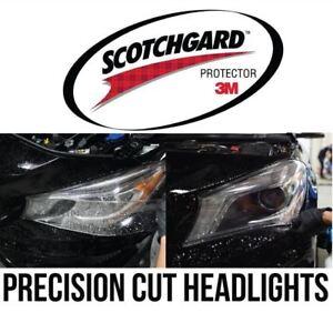 3M Scotchgard Paint Protection Film Clear Pre-Cut 2013 2014 2015 Toyota Avalon