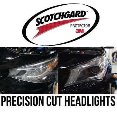 3M Scotchgard Paint Protection Film 2011-2014 2015 2016 2017 Toyota Sienna SE