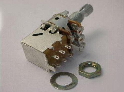 25K Push//Pull Audio Taper Pot NEW