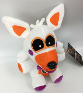 NEW-FNAF-Exclusive-8-034-Lolbit-Plush-Five-Nights-at-Freddy-039-s-Sister-Location