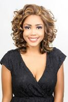 Diana Bohemian Synthetic Lace Front Wig - Oscar