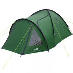 Wild Camping Idris 4 Man Person Camping Tent 5050795400955 ...