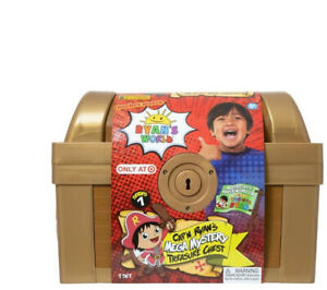 Ryan Toysreview Roblox Jailbreak - Details About Ryans World Mega Mystery Treasure Chest Kid Toy Gift