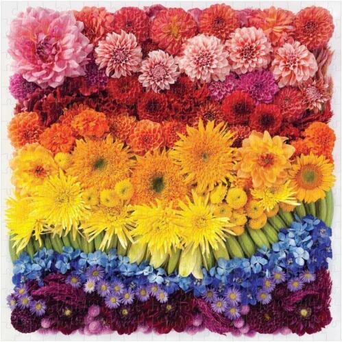 1000 Peças suculento//Flores quebra-cabeça