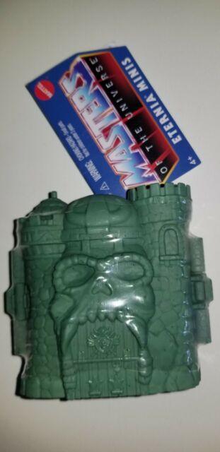 Maîtres de l'univers Masters of the Universe Castle Grayskull Eternia minis He-Man Figure un