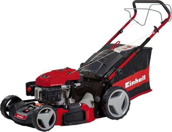 Einhell GC-PM 52 S HW Benzin-Rasenmäher, Mäher, Benzinmäher, Gartenarbeit, Mähen