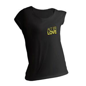 T-Shirt ALT ER LOVE - Skam - Serie TV - Italia - Norge