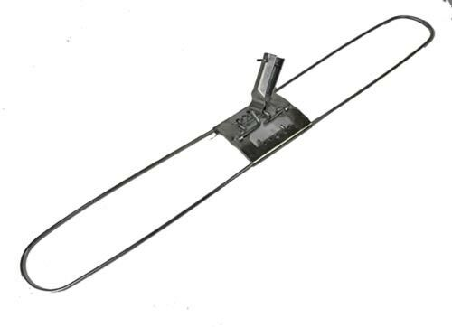 Feuchtwischgestell aus Metall 56cm