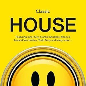 Classic House [CD] 825646044801