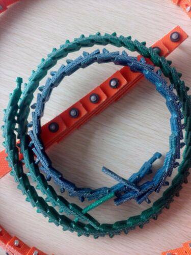 Power Twist DUNLOP  Premium V Belt Link Belting Nut Link T Link Z,A,B,C Section