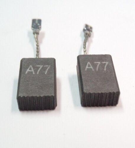 16x10x5 Kohlebürsten Motorkohlen Kohle mit Abschaltautomatik 16mm x 10mm x 5mm