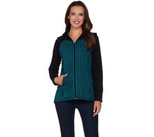 Farve Tan Weekend Susan Størrelse Front Hooded L Knit Zip Graver Jacket 7871TqOn
