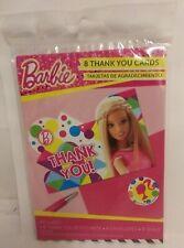 /999950/24/cm Barbie Sparkle pajitas Amscan/