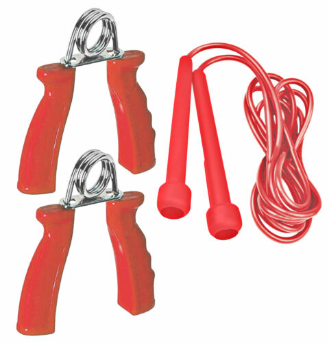 Fitness Set Skipping Rope Hand Gripper Boxing,MMA,Karate,weight Training