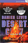 Desert Claw by Damien Lewis (Paperback, 2006)