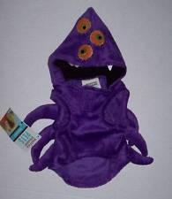 "Martha Stewart Pets ""Mutant"" Purple Costume for Dogs Dog Size Large Halloween"