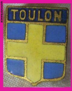 Bg1965 Insigne Blason Toulon 77iu3fo8-07215126-987783735