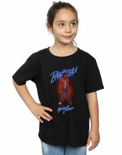 Michael Jackson Girls Beat It Smoke T-Shirt