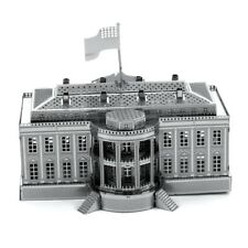 Fascinations Metal Earth The White House Collectable 3DModel Historical Building