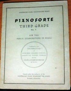 Pianoforte-Third-Grade-No-5-Australian-Public-Examinations