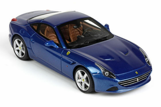 Ferrari California T Spider Closed Roof 84Th Geneve Auto 2014 BBR 1 43 BBRC140B